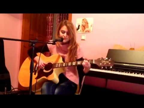 Begin Again By Taylor Swift (cover) Maria Vagena