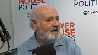 Rob Reiner discusses his new film  'LBJ' on ABC News' 'Powerhouse Politics' podcast - ABCNEWS