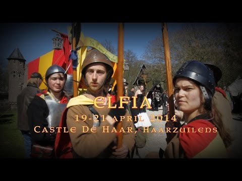 Elfia, Elf Fantasy Fair @ Castle de Haar 19-21 april 2014
