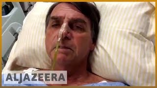 🇧🇷 'Brazil's Trump' leads polls ahead of vote after stabbing | Al Jazeera English - ALJAZEERAENGLISH