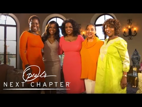 Actresses Tackle the Light Vs. Dark Skin Debate - Oprah