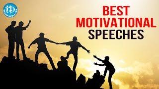 Best Motivational Speeches | Chapter 3 | Back 2 Back Motivational Videos | iDream Movies - IDREAMMOVIES