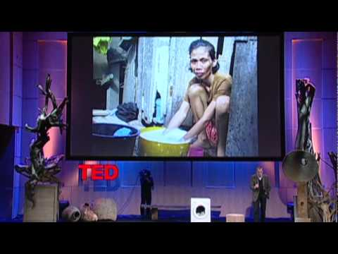 Hans Rosling: The magic washing machine