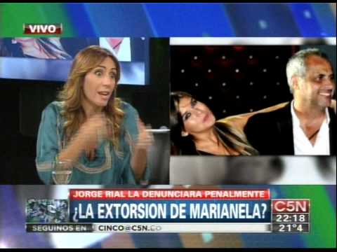 C5N - CHICHE EN VIVO: ¿LA EXTORSION DE MARIANELA?