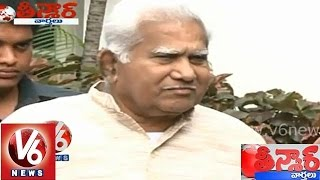 TRS government may falls in two years - Palvai Goverdan Reddy - Teenmaar News - V6NEWSTELUGU