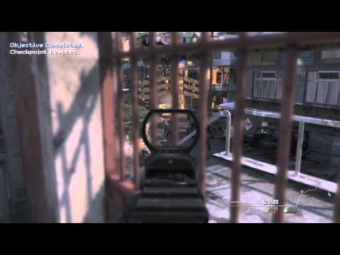"Mw3 Campaign ""Persona non Grata"" Veteran Walkthrough Act 1 Mission 6"