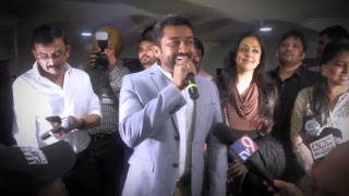 Suriya and Jyothika at 24 premieres in Bay Area USA - idlebrain.com - IDLEBRAINLIVE