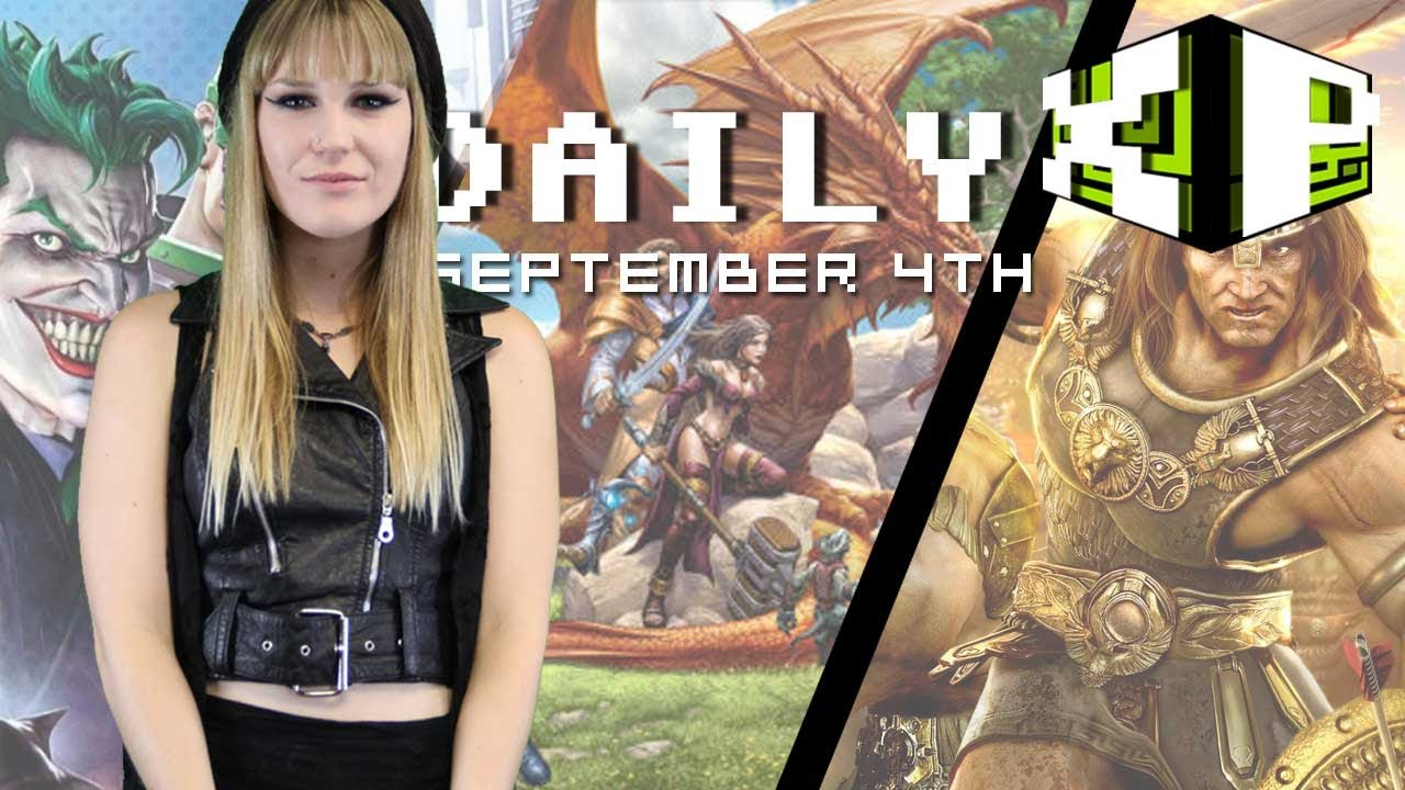 EverQuest Next, DCUO, Age of Conan: Unchained and more! - The Daily XP September 4th