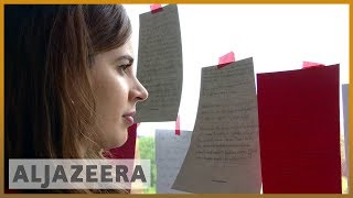 🇺🇸 'To Future Women': US art exhibit of dreams for women to come | Al Jazeera English - ALJAZEERAENGLISH