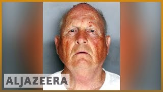 🇺🇸 'Golden State Killer' suspect arrested in California after DNA match | Al Jazeera English - ALJAZEERAENGLISH
