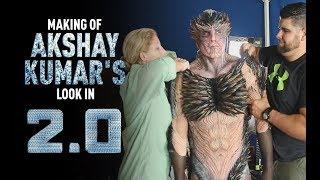 The Making of Akshay Kumar's Look | 2.0 | Rajinikanth | S. Shankar | Review - ITVNEWSINDIA