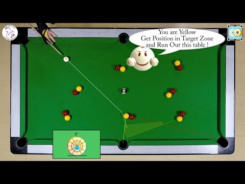 BlackBall Exercise #24 - Run Out 7 Trick Shots Drill - Pool & Billiard Training Lesson