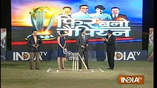Phir Bano Champion: Rohit Sharma, Virat Kohli help India seal third straight win - INDIATV