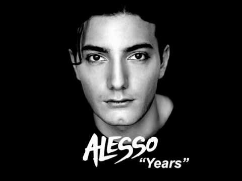Alesso - Years (Vocal edit ft. Matthew Koma - New 2012)