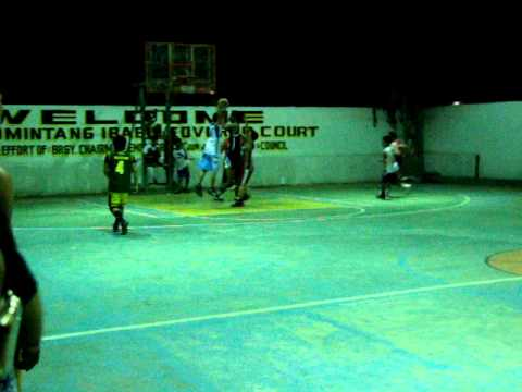 Hilltopers vs. Guest Players from Marilag Rosario with Jovit Baldivino (Part 1) Pudoy Dive