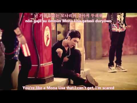 Mblaq - Mona Lisa MV [english subs/romanization/hangul]