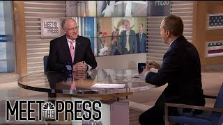 Full Conaway: 'We're trying to stay away from the Mueller investigation' | Meet The Press | NBC News - NBCNEWS