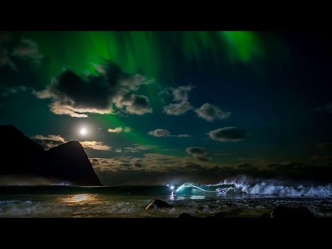 Surfing Under the Northern Lights w/ Mick Fanning | Chasing the Shot: Norway Ep 1