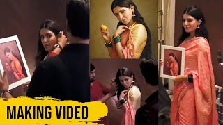 Samantha Akkineni Raja Ravi Varma Calendar 2020 Making Video | TFPC - TFPC
