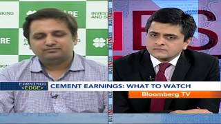 In Business- Q4 Cement Earnings: What To Watch - BLOOMBERGUTV
