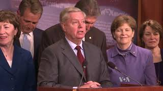US Senate Rejects Immigration Reform Proposals - VOAVIDEO