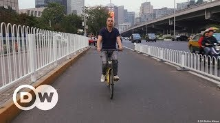 Bicycle comeback in Beijing? | DW English - DEUTSCHEWELLEENGLISH