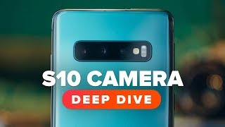 Galaxy S10 Plus' best new camera features - CNETTV