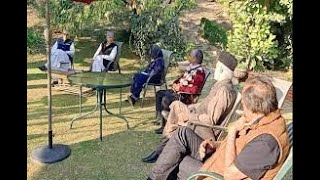 जम्मू-कश्मीर गुपकार समझौते पर हुई बैठक खत्म