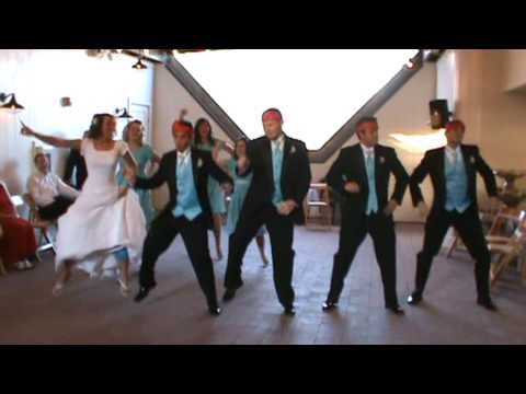 m&k: Surprise First Wedding Dance