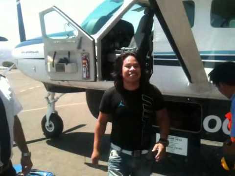 gotita ,chispita y fueguito en bolivia la paz