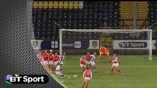أروع الابتكارات النسائية في كرة القدم