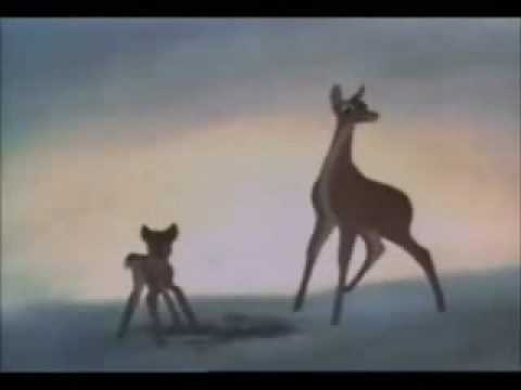 Ray Mears eats Bambi's mother