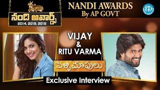 #Pellichoopulu | Vijay & Ritu Varma's Exclusive Interview | Talking Movies with iDream #190 - IDREAMMOVIES