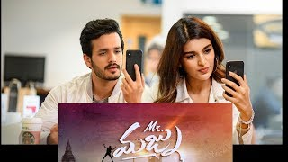 Mr Majnu Release Date Fixed | Akkineni Akhil New Movie | Nidhhi Agarwal - RAJSHRITELUGU