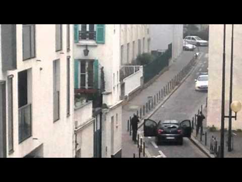 Azadliq radiosu - Fransa terroru