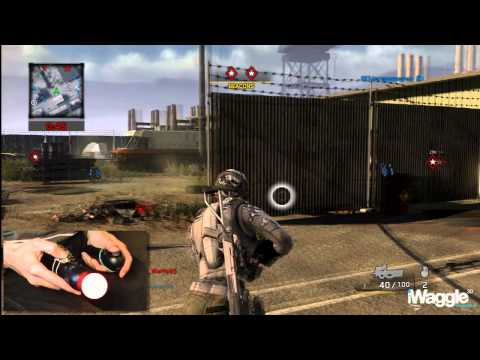 iWatch | How SOCOM 4 Could Control With the PlayStation Move, But Doesn't (Sharp Shooter inside)
