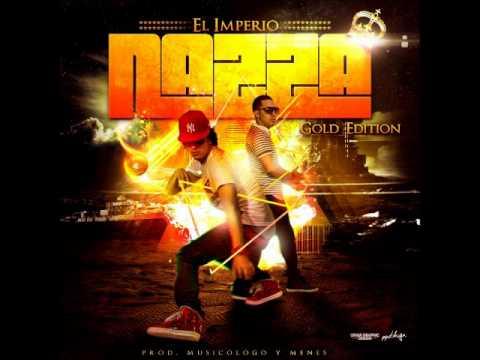 REGGAETON LO NUEVO 2012-2013 El Imperio NAZZA (Gold Edition)  Pte.1 DJ BROWN (the first) enganchados
