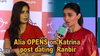 Alia OPENS on Katrina post dating rumors with Ranbir - IANSLIVE