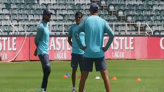 22 Jan, 2018: Cricket- India gears up for final Test against South Africa - ANIINDIAFILE