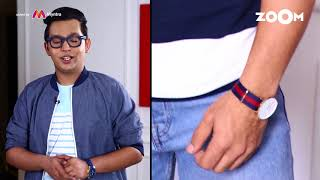 Rithvik's Funky Avatar  & Karan's Indo-Western Outfit | Rithvik Dhanjani & Karan Wahi's OOTD - ZOOMDEKHO
