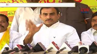 TDP Leader Srinivasulu Reddy slams BJP Kanna Lakshminarayana over Kadapa Steel Factory | CVR News - CVRNEWSOFFICIAL