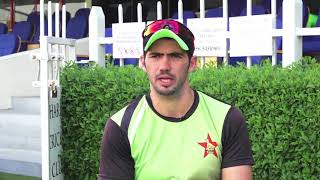 Graeme Cremer  - It's very special  for Zimbabwe to have such a big tournament | Cricket World TV - CRICKETWORLDMEDIA