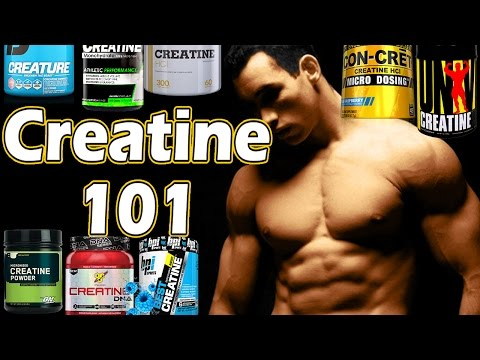 Should I take CREATINE, Which is BEST, & is it BAD for You?