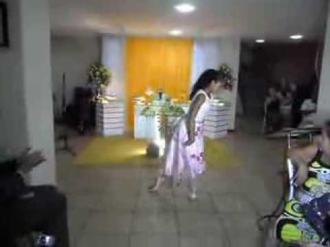 Raridade- coreografia gospel