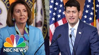 Rare Bipartisan Agreement On Ending Separating Families At The Border | NBC News - NBCNEWS