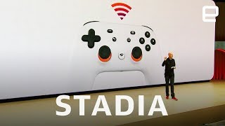 Google's Stadia Announcement at GDC 2019 in Under 14 Minutes - ENGADGET
