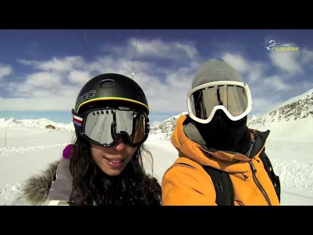 Eurostar, London to Ski Resorts in the French and Swiss Alps - Unravel Travel TV