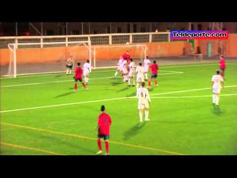 Vdeo Resumen C.D. Longueras 1 - C.D. Maspalomas 1. Juvenil Preferente Jor 13