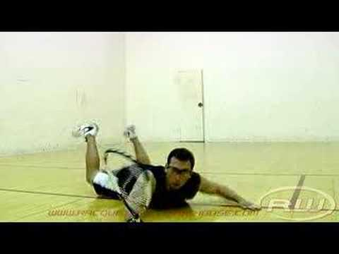 Racquetball Warehouse | How to Dive
