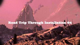 Royalty Free :Road Trip Through Installation 04